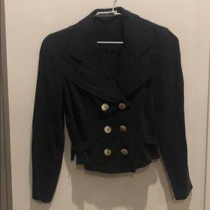 VTG emporio Armani CROP jacket XS